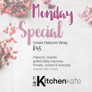 Kitchen Kafe - Monday Specials @ Kitchen Kafe | Sandton | Gauteng | South Africa