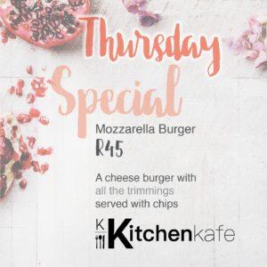 Kitchen Kafe - Thursday Specials @ Kitchen Kafe | Sandton | Gauteng | South Africa