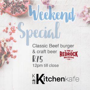 Kitchen Kafe - Weekend Specials @ Kitchen Kafe | Sandton | Gauteng | South Africa