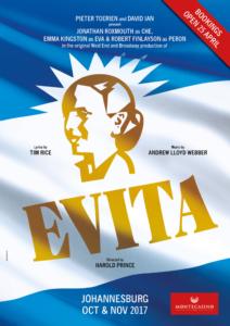 EVITA @ The Teatro, Montecasino | Johannesburg | South Africa