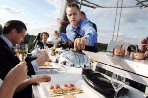 Sky Dining | 16th December @ Higher Ground Restaurant | Sandton | Gauteng | South Africa