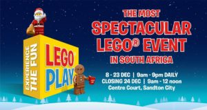 The Most Spectacular LEGO® Event @ Sandton City Shopping Centre | Sandton | Gauteng | South Africa