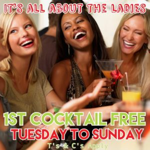 It's All About the Ladies @ Teq-tonic Bar | Sandton | Gauteng | South Africa