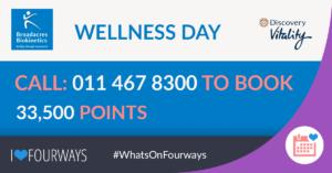 Discovery Vitality Wellness Day @ Broadacres Biokinetics | Sandton | Gauteng | South Africa