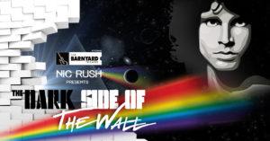 The Dark Side of the Wall - Pink Floyd & The Doors tribute, at Rivonia Barnyard @ The Barnyard Theatre Rivonia