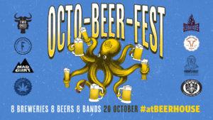 Octo-Beer-Fest at Beerhouse Fourways @ Beerhouse Fourways | Sandton | South Africa