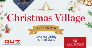 Christmas Village @ Montecasino | Sandton | Gauteng | South Africa