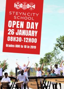Steyn City School Open Day @ Steyn City School | South Africa