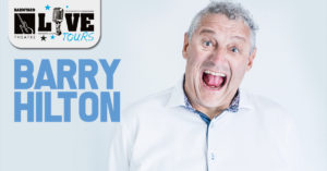 Barry Hilton, at Rivonia Barnyard @ The Barnyard Theatre Rivonia | South Africa