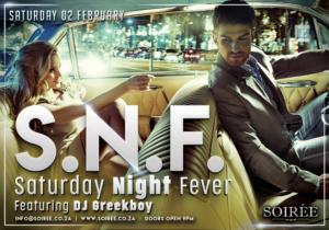 Saturday Night Fever at Soirée @ Soirée | Sandton | Gauteng | South Africa
