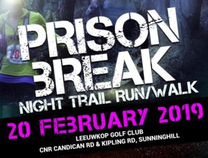 Prison Break Night Trail Run @ Leeuwkop Golf Course | Midrand | Gauteng | South Africa