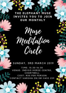 Monthly Meditation Circle @ Indigo Horse Centre | Chartwell | Gauteng | South Africa