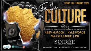 For The Culture @ Soirée | Sandton | Gauteng | South Africa