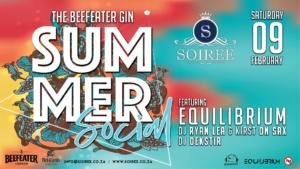 Summer Social at Soirée @ Soirée | Sandton | Gauteng | South Africa