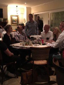 Singles supper club dinner @ A Touch of Class Supper Club | Sandton | Gauteng | South Africa