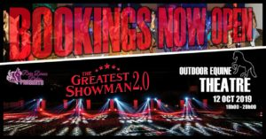 Equine Theatre The Greatest Showman 2.0 @ Rain Dance Stables | Midrand | Gauteng | South Africa